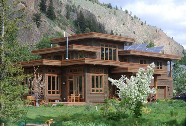Whole energy solar zero energy homes for Solar energy house designs