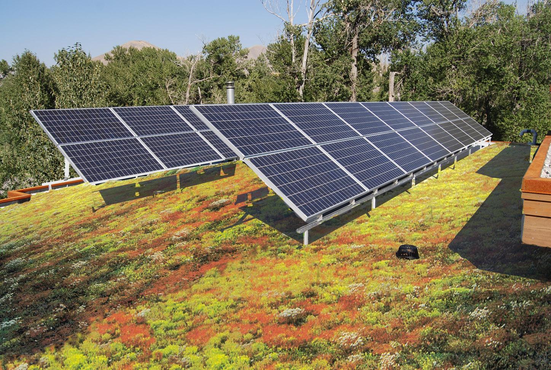 Whole energy solar llc for Solar architect